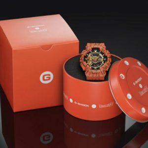G-SHOCKとドラゴンボールZがコラボレーションしたモデルが発売