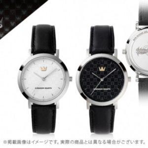キングダム ハーツ、本日7月14日よりモノグラム腕時計2種類が予約開始