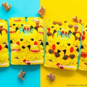【発売中】ピカチュウ ピュレグミ第2弾!ピュレグミ でんげきトロピカ味2が数量限定発売