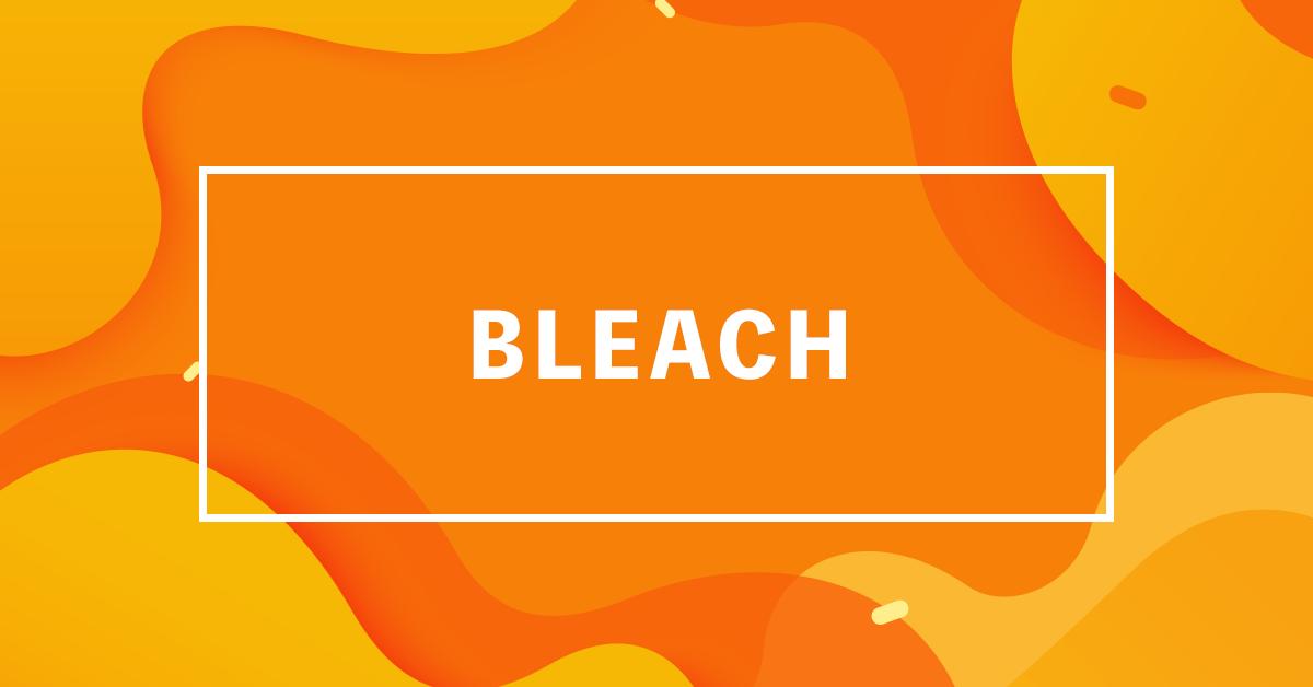 BLEACH(ブリーチ)の漫画、アニメ、声優、キャラクター情報まとめ
