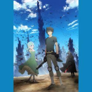 Netflixオリジナルアニメ、「虫籠のカガステル」のテレビ初放送&Blu-ray BOX発売決定!