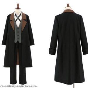 文豪ストレイドッグス、ACOSより中原中也のコートを発売へ!