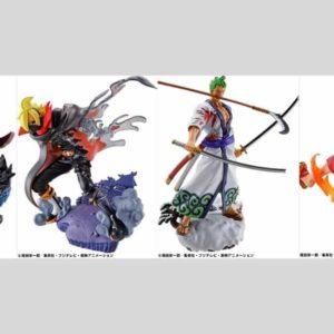 ONE PIECE、メガハウスよりコレクションフィギュアを発売へ!