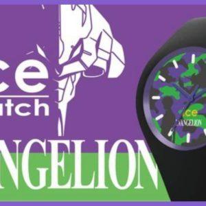 【本日終了】エヴァンゲリオン、ICE-WATCHとのコラボ腕時計の予約受付中!