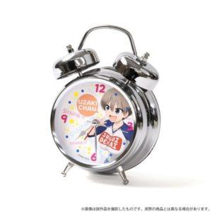 宇崎ちゃんは遊びたい!、音声入り目覚まし時計を受注生産にて発売!