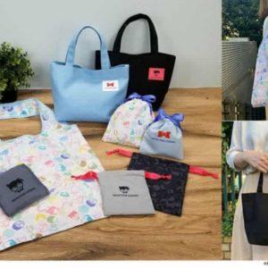名探偵コナン、期間限定ショップにてバッグや巾着袋の新商品が発売!